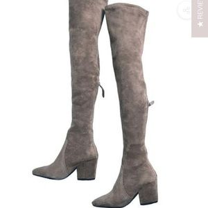 Carina over the knee boots